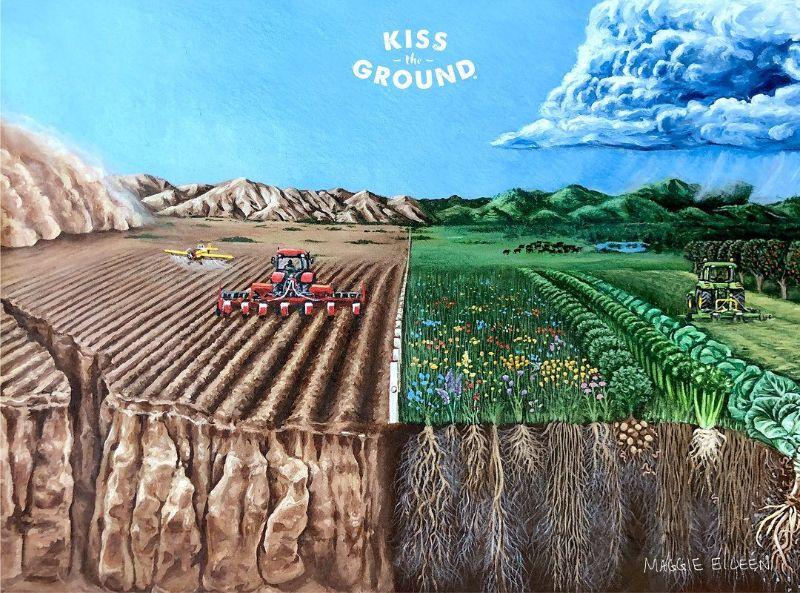 『キス・ザ・グラウンド: 大地が救う地球の未来』