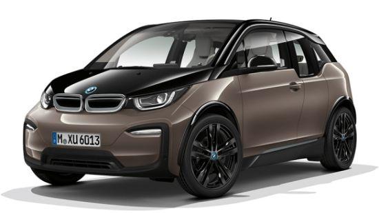 電気自動車(EV車)BMW i3