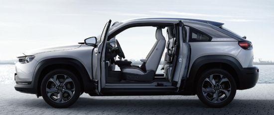 電気自動車(EV車)マツダMX30 EV