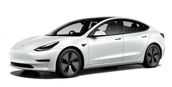 電気自動車(EV車)Tesla   Model3 (テスラ   モデル3 スタンダードプラス)